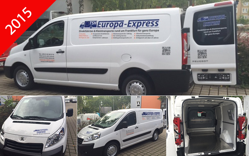 2015/09 der neue Peugeot Expert Advantage ist da